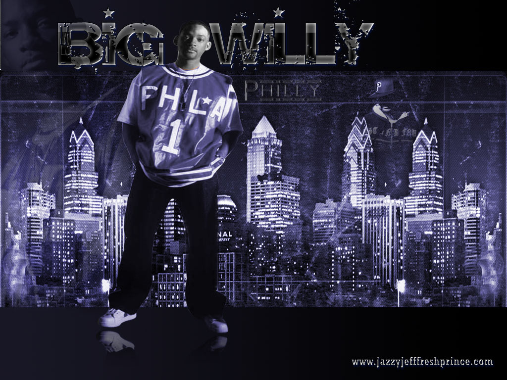 Will Smith Big Willy Wallpaper