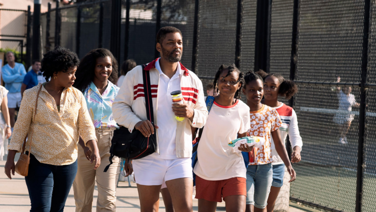 Will Smith's new movie King Richard trailer released