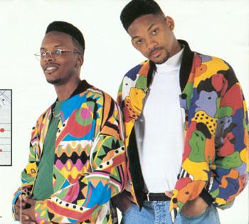 Homebase Jazzy Jeff & Fresh Prince