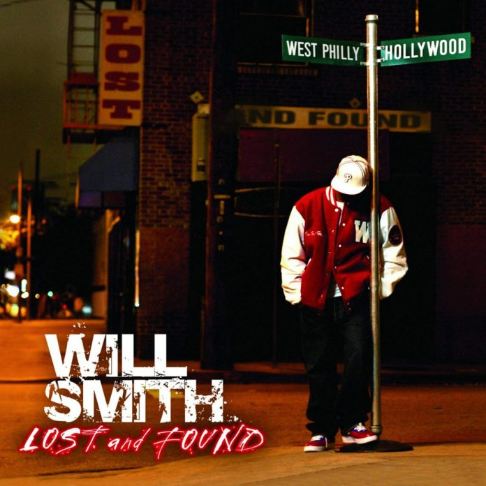 Will Smith Lost and Found album cover