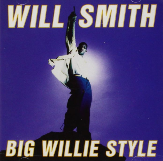 Will Smith Big WIllie Style Album Cover