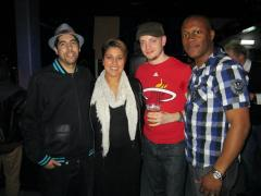 2012 with the London crew