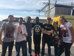 JJFP.com crew @ Blackpool