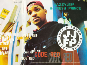 Will Smith, Jazzy Jeff & Fresh Prince Code Red Cover