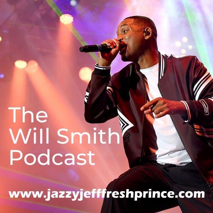 Will Smith Podcast Logo